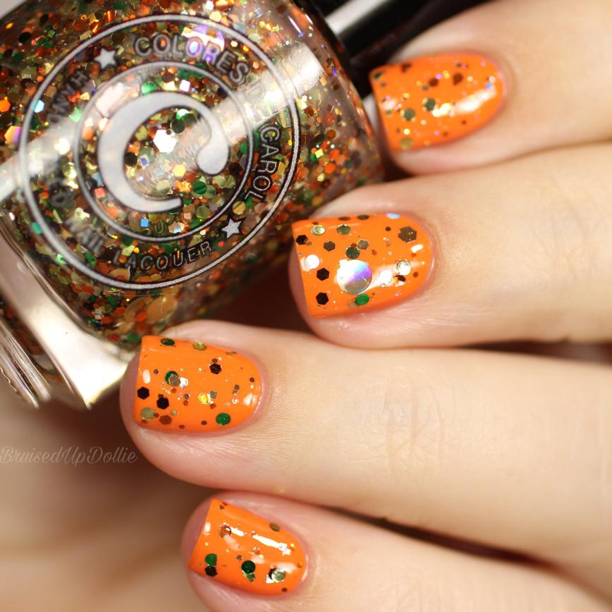 Colores de Carol I Fall For Pumpkins