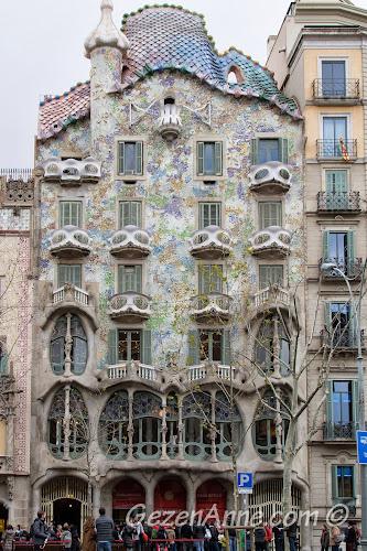 Gaudi eseri Casa Battlo