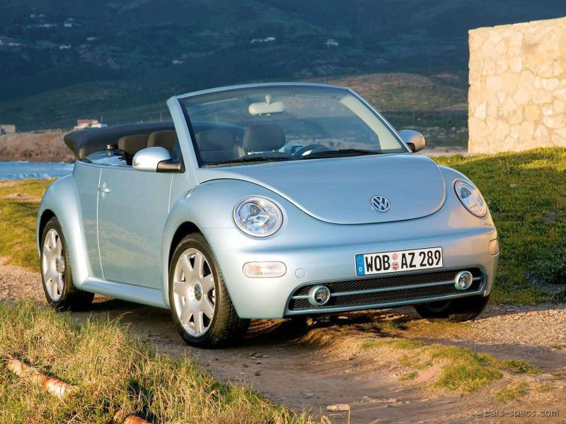 2003 volkswagen new beetle convertible specifications pictures prices. Black Bedroom Furniture Sets. Home Design Ideas
