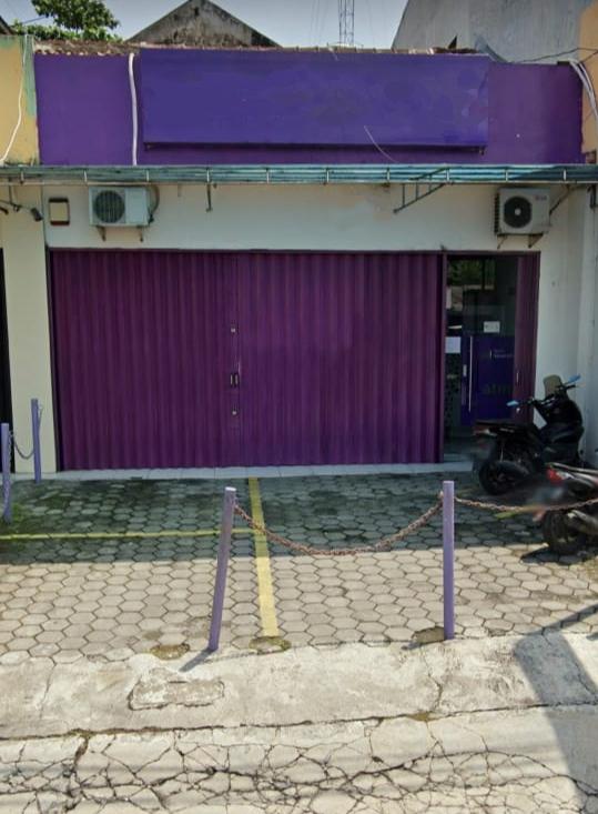 Disewakan Ruko Ruang Usaha strategis Pinggir Jalan Raya Utama Godean Km. 3 dalam ringroad