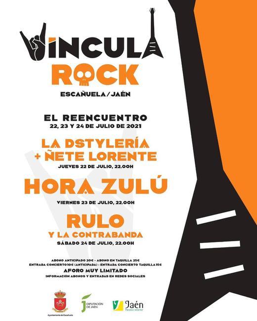vincula rock 2021