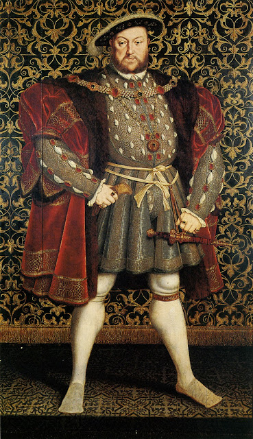 Hans Eworth - Henry VIII Chatsworth