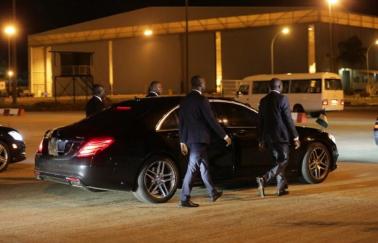 Buhari still uses Jonathan's old cars