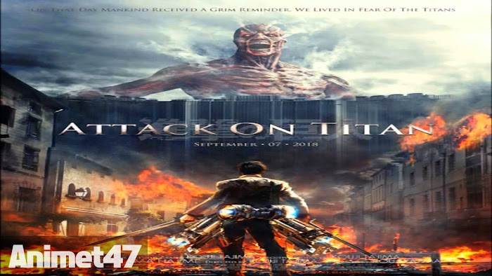 Ảnh trong phim Attack on Titan Live Action 1