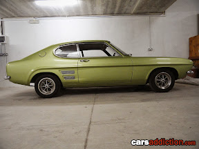 Ford Capri 1600GT all original!