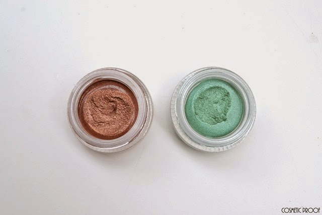 Mary Kay Whipped Eye Color Tiki Hut Seafoam Swatches Review (2)