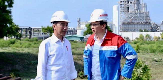 Ahok Gagal Jalankan Amanat Jokowi