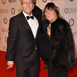 OIC - ENTSIMAGES.COM - Nicky Johnston and Hilary Alexander  at the  Collars & Coats Gala Ball London Thursday 12th November 2015 2015Photo Mobis Photos/OIC 0203 174 1069