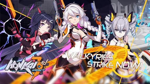Honkai Impact 3 2.2.1 screenshots 1