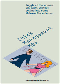 Cover of Anthony Berger's Book Chick Managament Mba