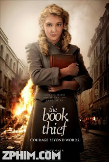 Kẻ Trộm Sách - The Book Thief (2013) Poster
