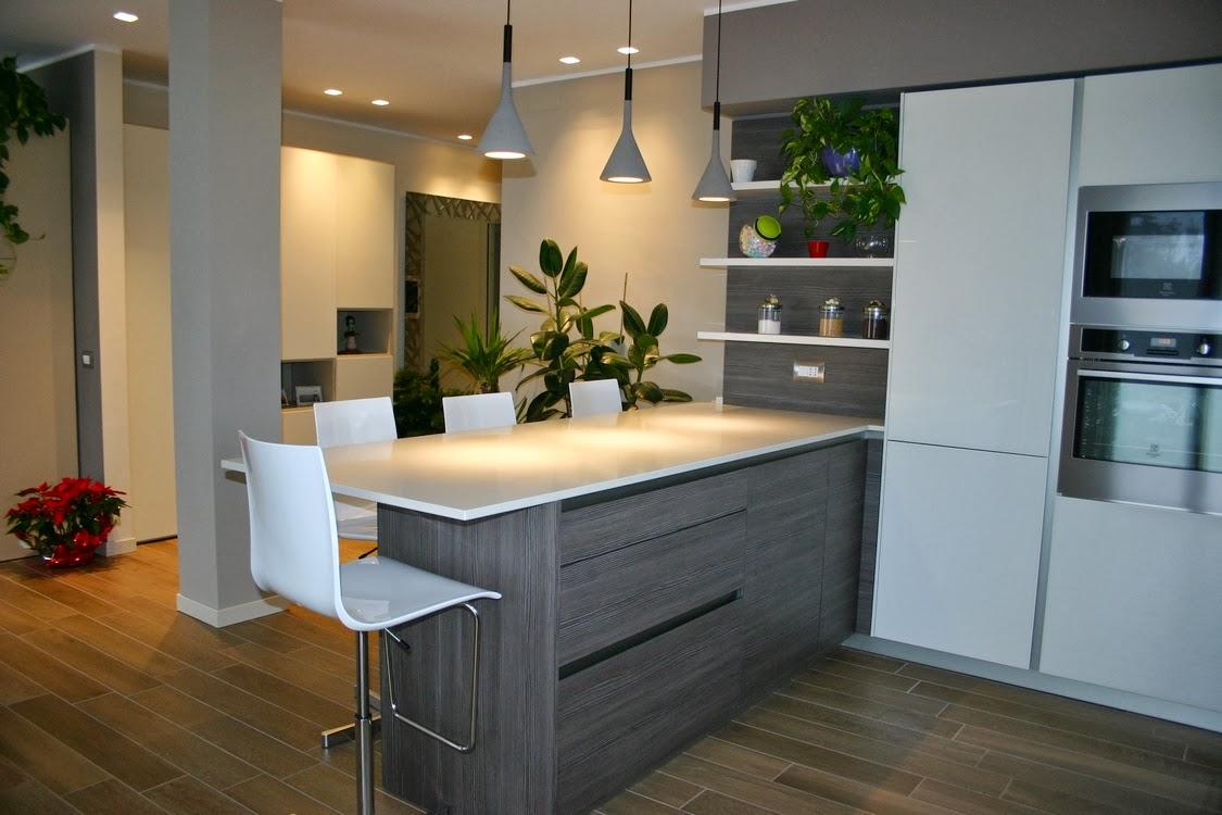 Cucine snaidero bergamo carminati e sonzogni for Idee ingresso casa moderna