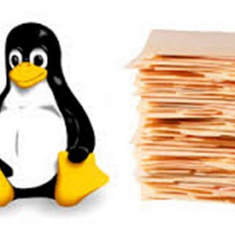 7 formas de renombrar archivos masivamente en Ubuntu.