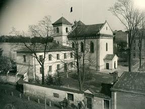 Львовский монастырь и костел Святого Лазаря