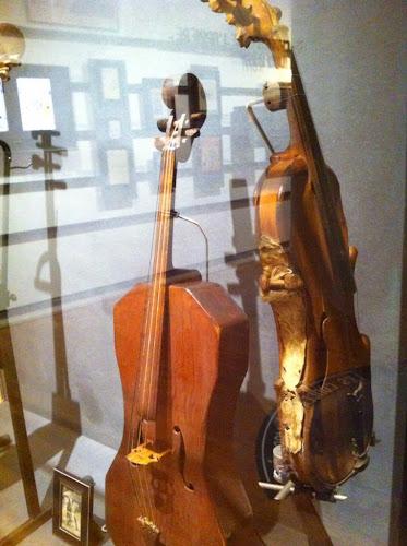 Instruments anciens musee