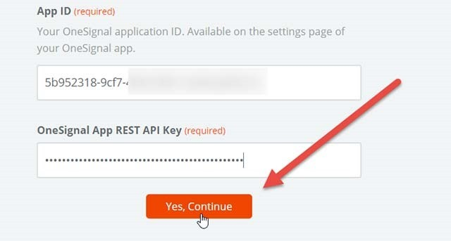 inserimento-app-id