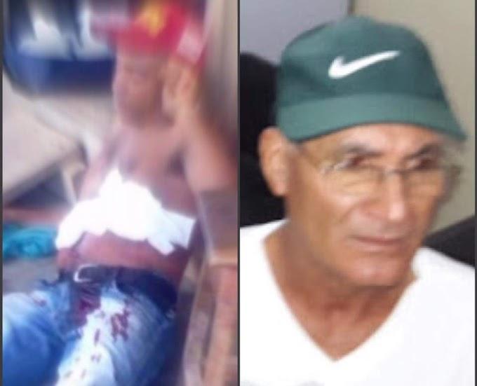Reincidente idoso volta para a cadeia em Uruará após esfaquear homem embriagado