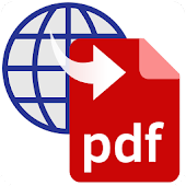 Webpage To PDF Converter - Web2PDF Maker. Android APK Download Free By Michael Jentsch