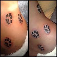 Galeria Tatuazy Tatuaze łapki