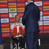 OIC - ENTSIMAGES.COM - Elite Hand Cyclist winner 2nd place Mr Walter Ablinger at the Prudential RideLondon Grand Prix 2016    in London  29th July 2016 Photo Mobis Photos/OIC 0203 174 1069