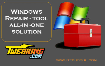 Portable Windows Repair Professional (All In One) 3.8.7