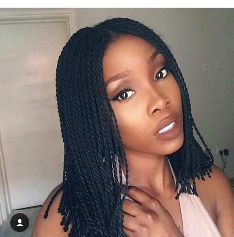 African Braids Medium Length Twist Blogit With Olivia