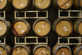Barrels, Koves-Newlan Winery