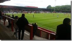 FC United V Rochdale 30-7-16 (1)