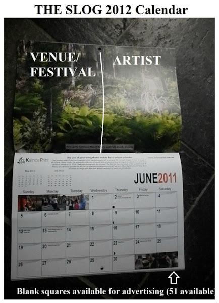 the slog calendar