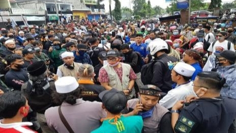 FPP: Jika Denny Siregar tak Diproses, Kegaduhan tak Berhenti.