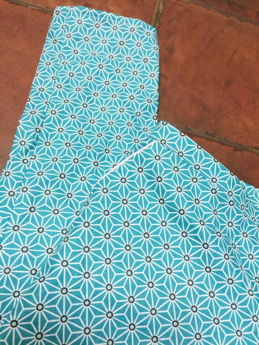 Couture du pantalon idéal