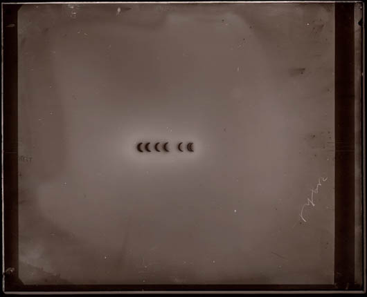 Solar Eclipse: Photographs 1889-1918