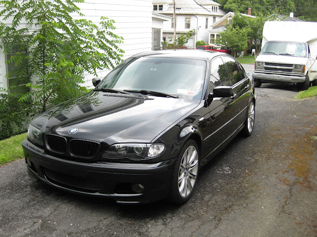 for sale sold 2004 bmw 330i zhp sedan jet black tan 6mt sunroof delete 49k 18 500. Black Bedroom Furniture Sets. Home Design Ideas