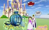 ID Istana Cinderella Berwarna Ungu Di Sakura School Simulator