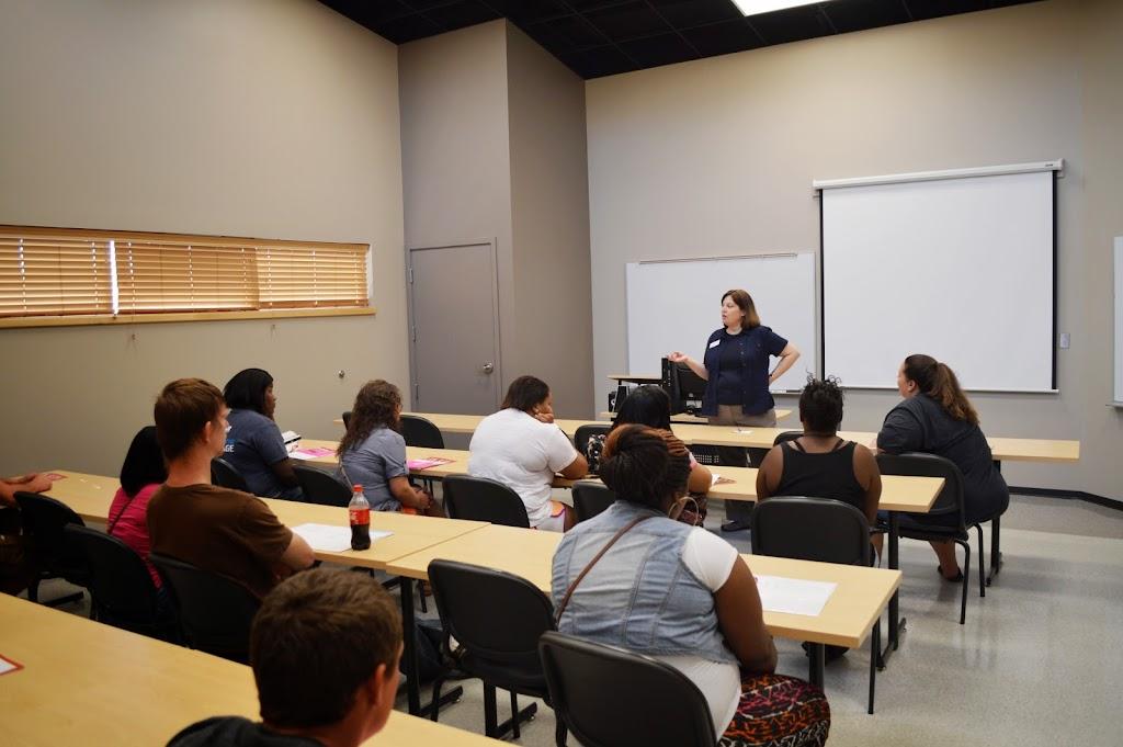 New Student Orientation Texarkana Campus 2013 - DSC_3149.JPG
