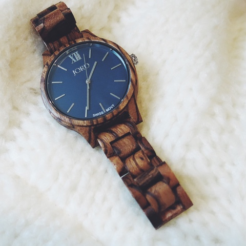 Wood Watches, Jord Wood Watches, Men's Watch