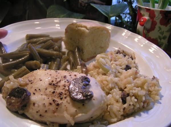 Chicken N Rice Casserole - Dee Dee's Recipe