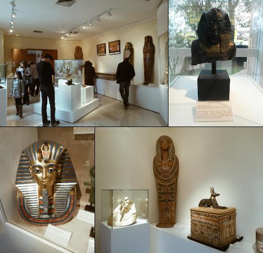 museu egípcio curitiba