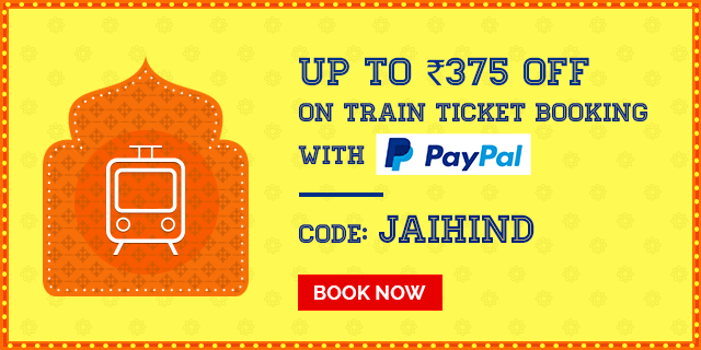 RailYatri - Get Flat Rs.500 Off on Bus Ticket Booking & Rs.350 on Train Booking (All Users)