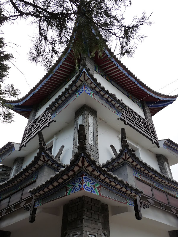 Chine. Yunnan Dali .En vélo vers le lac ERHAI - P1170821.JPG