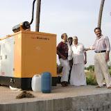 Generator Installed at Tapovan