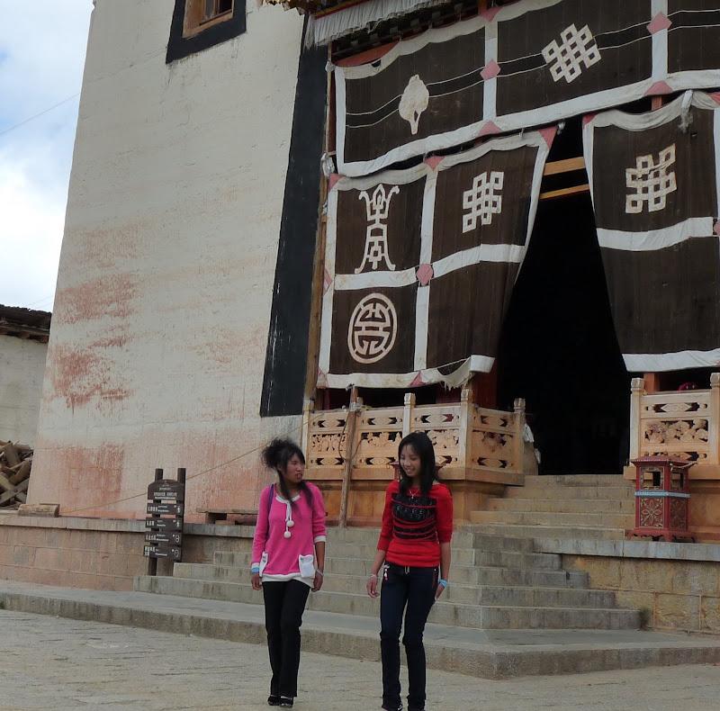 Chine.Yunnan. Ganten Sumtsenling Monastery, Shangri la - P1260014.JPG