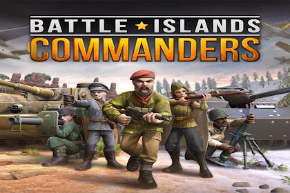 Battle Islands: Commanders v1.6.1 Full Apk + Mod + Data For Android