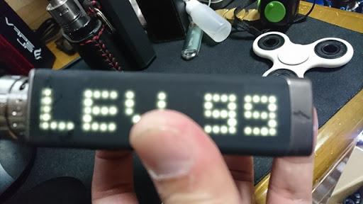 DSC 2378 thumb%25255B2%25255D - 【雑談】とうとうVapeレベルが99でカンストなりました、でも初心者の僕です【割とどうでもいい話】