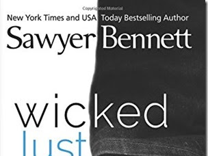 New Release: Wicked Lust (The Wicked Horse #2) by Sawyer Bennett + Teaser and GIVEAWAY