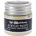 Prima: Opal Magic Yellow/Blue - Art Alchemy Acrylic Paint