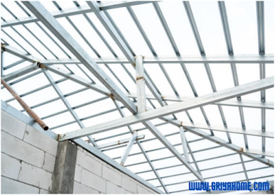 Tips Mengganti Atap Kayu Dengan Baja Ringan