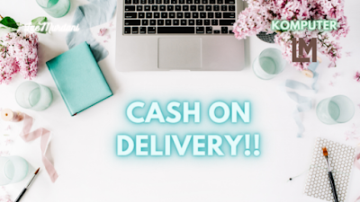 Cara Membeli Notebook Bekas Pembayaran di Tempat