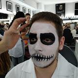 2018-10-25 Els alumnes de 1r d'Educació Infantil han participat en un Taller de Maquillatge a Cazcarra