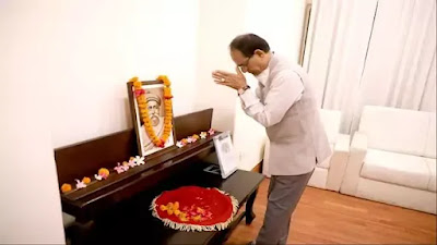 MP news Today : मुख्यमंत्री श्री चौहान ने लोकमान्य तिलक की पुण्यतिथि पर किया माल्यार्पण